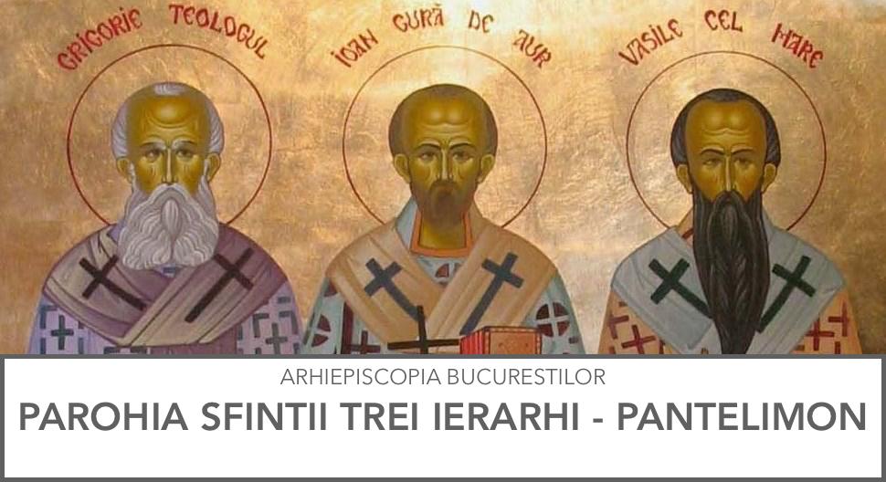 Parohia Sfintii Trei Ierarhi