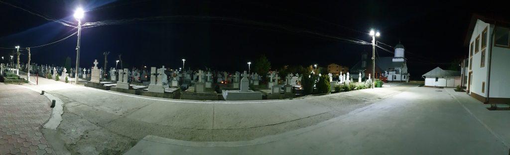 panoramica cimitir cernica 2